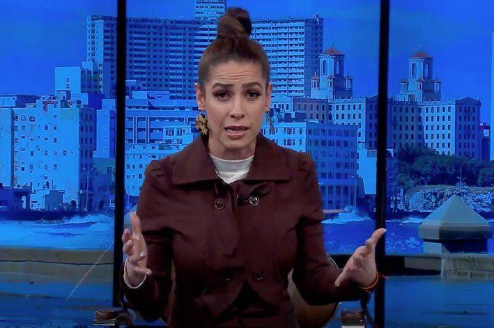 La actriz Zajaris Fernández a El Chacal:  Yo soy from Miami el lugar que me abrió las puertas cuando mi casa me las cerró
