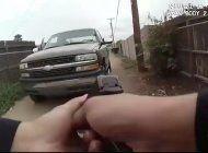 camara corporal graba como un policia de arizona mata de un tiro a un adolescente  de 14 anos