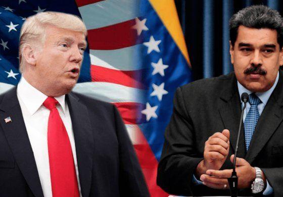 EEUU lanzó la operación antidrogas más grande de Occidente y cargó contra Nicolás Maduro