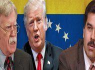 trump asegura que bolton se extralimito en sus labores sobre la crisis venezolana