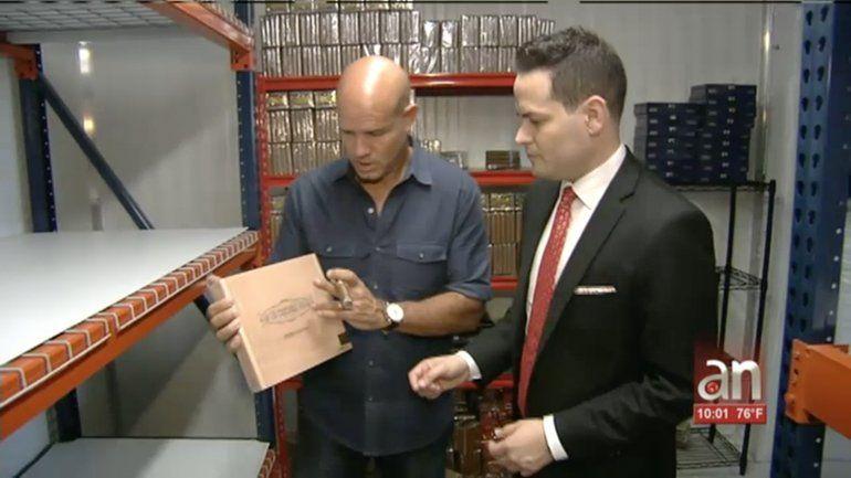 Banda roba decenas de miles de dólares en tabaco en negocio de familia cubana