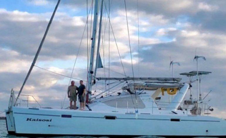 Dos años de prisión a pareja que robó catamarán para ir a Cuba