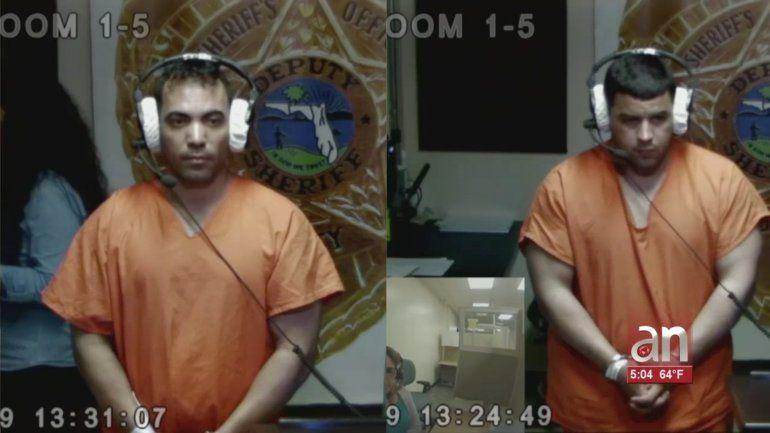 En corte los dos cubanos  involucrados en el asesinato de joven en Hialeah Gardens