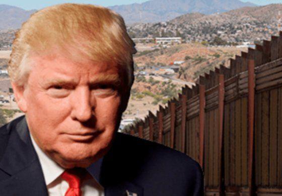 Trump declara emergencia nacional para construir muro