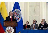 lo ultimo: oea propone reformas para elecciones en venezuela