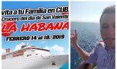 Crucero cargado de cubanos se ve obligado a regresar a Miami