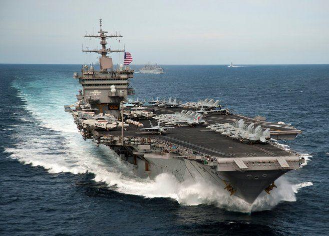 EEUU valora posibilidad de bloqueo naval a Venezuela