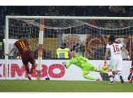 roma vence 2-1 a bologna en la serie a, pero no convence