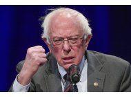 bernie sanders entra en la carrera electoral para 2020