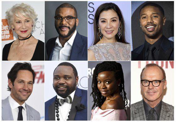Oscar: Michael B. Jordan y Michelle Yeoh entre presentadores