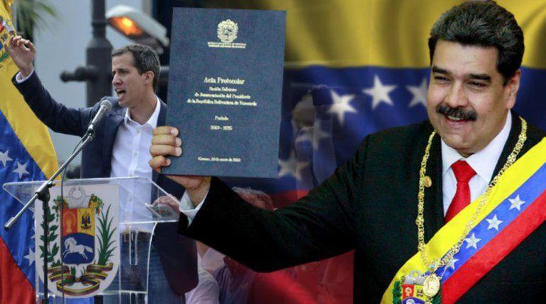 EEUU respaldaría transición en Venezuela con chavistas y sin Guaidó