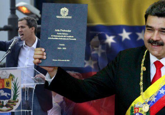 EEUU presenta hoja de ruta para transición en Venezuela sin Guaido ni Maduro