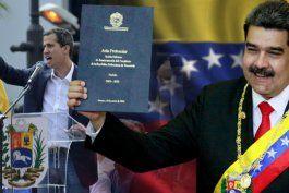 eeuu presenta hoja de ruta para transicion en venezuela sin guaido ni maduro