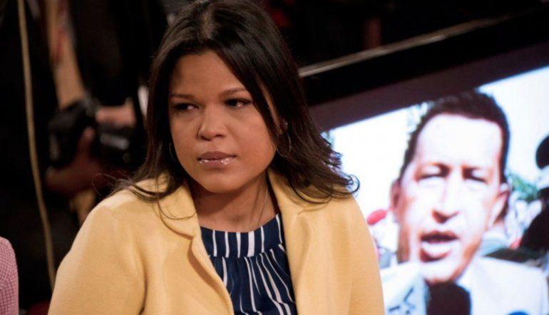 Petición para deportar de EEUU a la hija de Hugo Chávez sobrepasa la meta de firmas