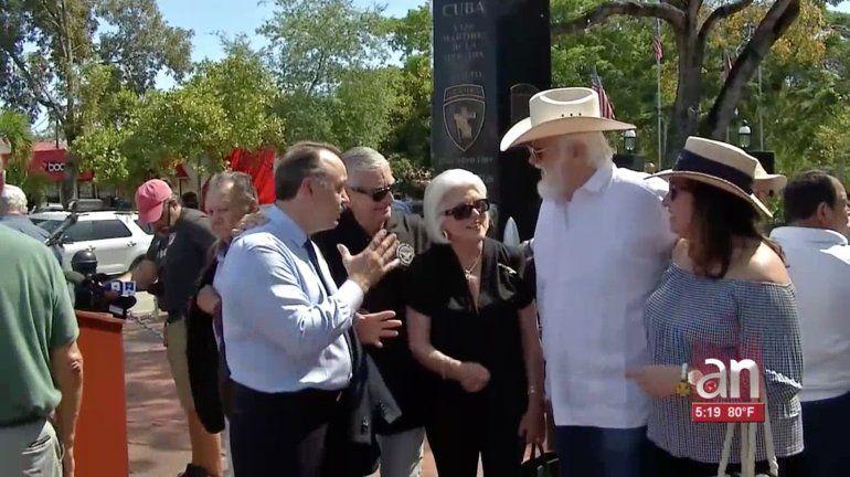 Exiliados en Miami piden activar al 100% la Ley Helms-Burton