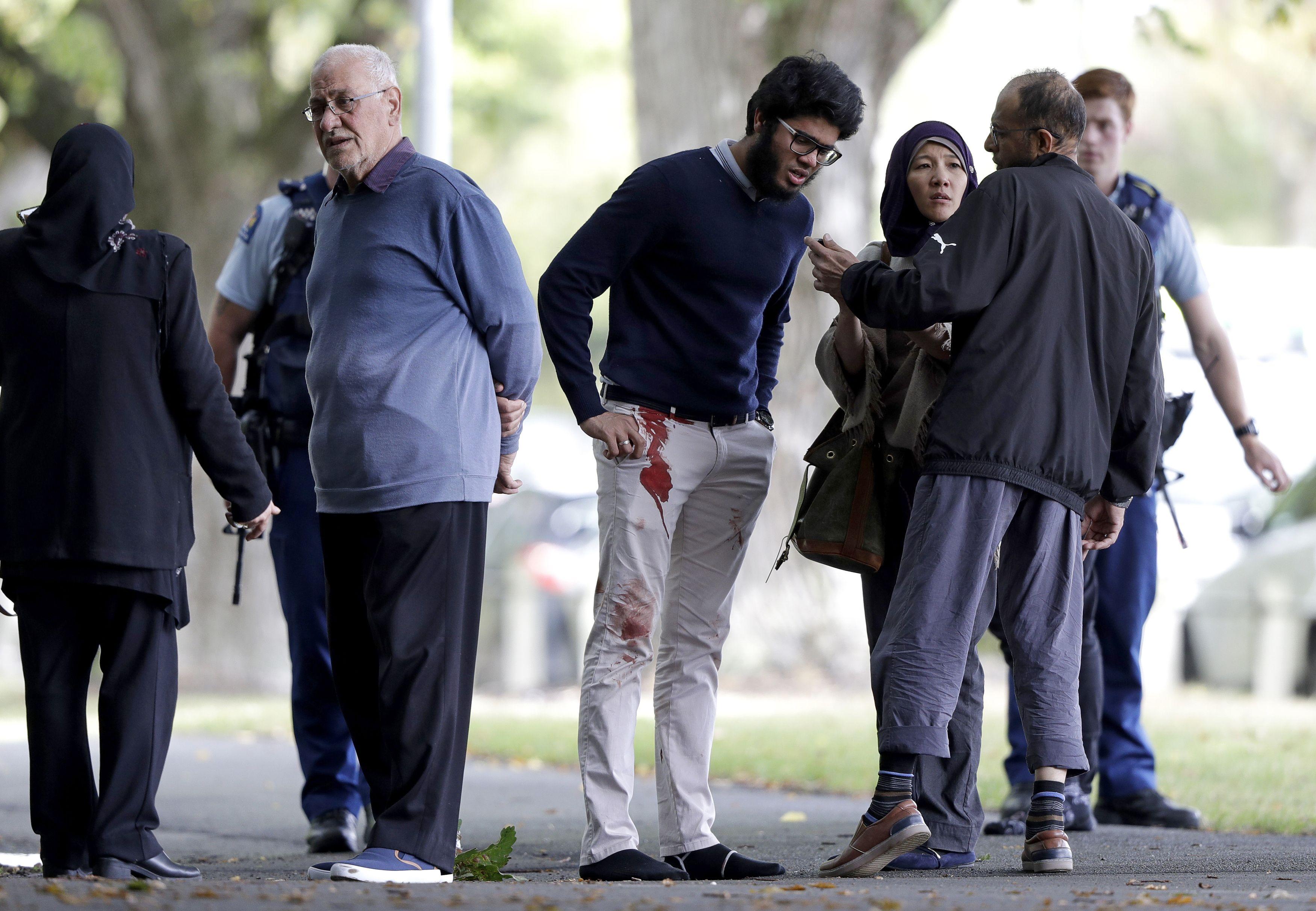 Tiroteos en mezquitas de Nueva Zelanda dejan 49 muertos