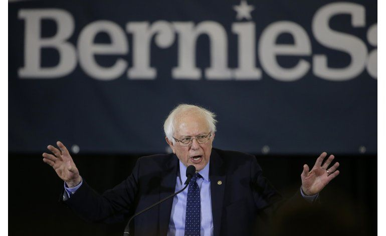 Bernie Sanders triunfa en primaria demócrata de Nueva Hampshire