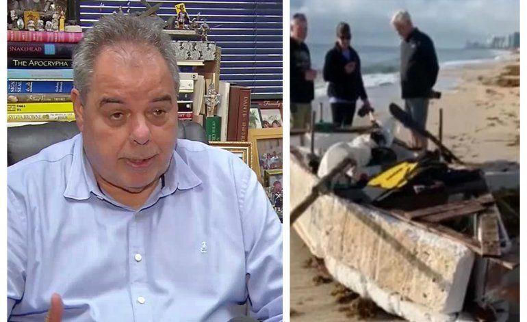Balseros cubanos que llegaron a las playas de Sunny Isles Beach no podrán legalizarse por el Ajuste Cubano
