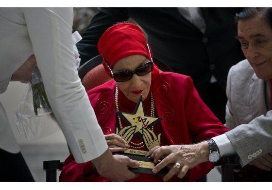 Falleció  Alicia Alonso a sus 98 años