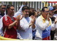 venezuela: colaborador de guaido detenido tras allanamiento