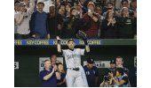 Ichiro dice adiós en su país; Marineros vencen 5-4 a A's