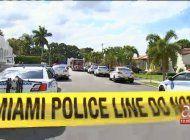 un incidente de violencia domestica termino de manera fatal en el southwest de miami
