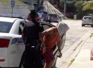 disputa entre un inquilino y un dueno por la renta de una casa de miami termino a machetazos