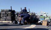 Guardia Costera de EE.UU incautó cocaína avaluada en 360 millones de dólares