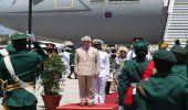 El príncipe Carlos llega a Cuba en la primera visita de la familia real británica