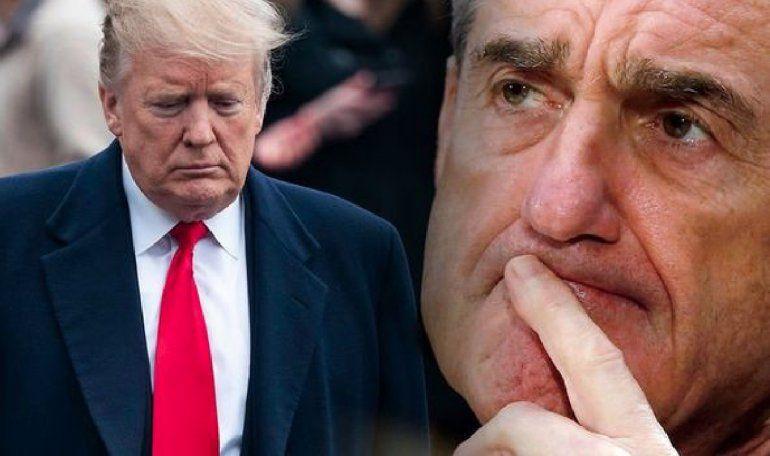Trump no conspiró con Rusia en las elecciones de EE.UU., según la investigación de Robert Mueller