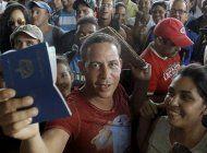 por primera vez cubanos se unen a caravana de emigrantes para intentar entrar a eeuu