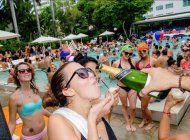tras un violento fin de semana de spring break , miami beach regresa a la normalidad