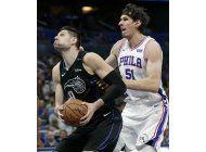 magic doblega a 76ers y extiende racha ganadora en casa