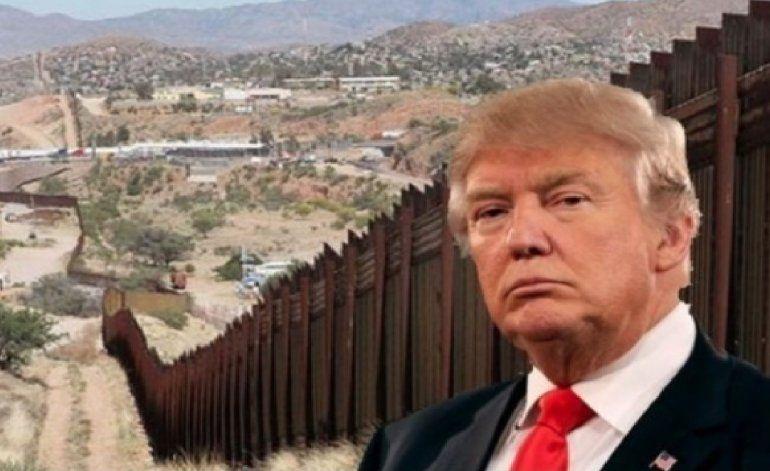 La Corte Suprema de EEUU dio vía libre a Donald Trump para construir el muro fronterizo