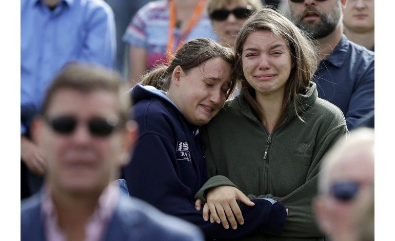 Masacre En Nueva Zelanda: Sobreviviente De Masacre En Nueva Zelanda Perdona A Atacante