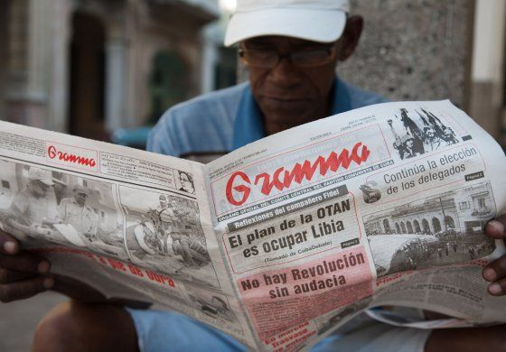 Granma señala a los cubanos: Dejen el resentimiento contra el Gobierno