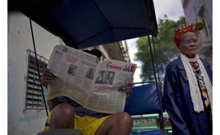 Cubanos creen que nada ha cambiado tras la aprobación de la nueva constitución el 24 de febrero pasado