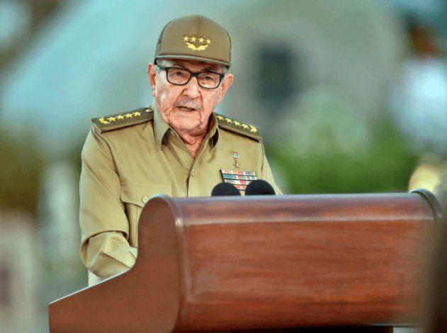 ¿Dónde está Raúl Castro?