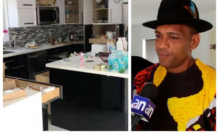 América Noticias tuvo acceso a la casa de Descemer Bueno tras ser vandalizada mientras que el cantante se encontraba en Cuba