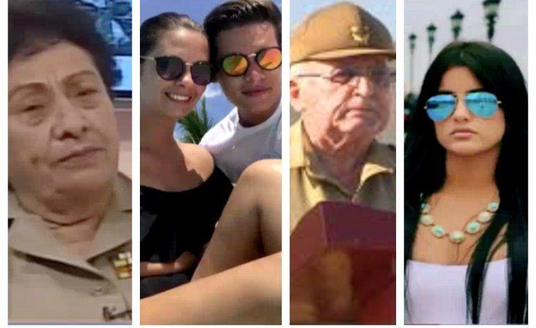 Hijos y nietos de generales cubanos muestran su lujosa vida en las redes Sociales
