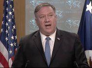 secretario de estado reitera su respaldo a guaido
