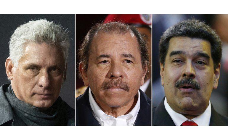 Trump arremete contra Cuba, Nicaragua y Venezuela