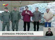 maduro el contesta a trump tras las medidas contra el banco central de venezuela