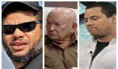 Kcho e Israel Rojas apoyan a García Frías en su plan de comer avestruz
