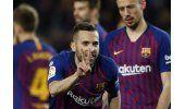 Barcelona acaricia título tras vencer 2-1 a Real Sociedad