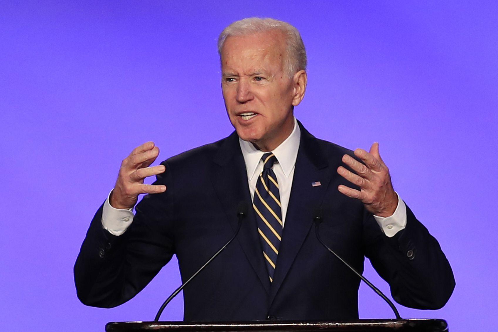 Ex vicepresidente Biden lanza campaña presidencial para 2020
