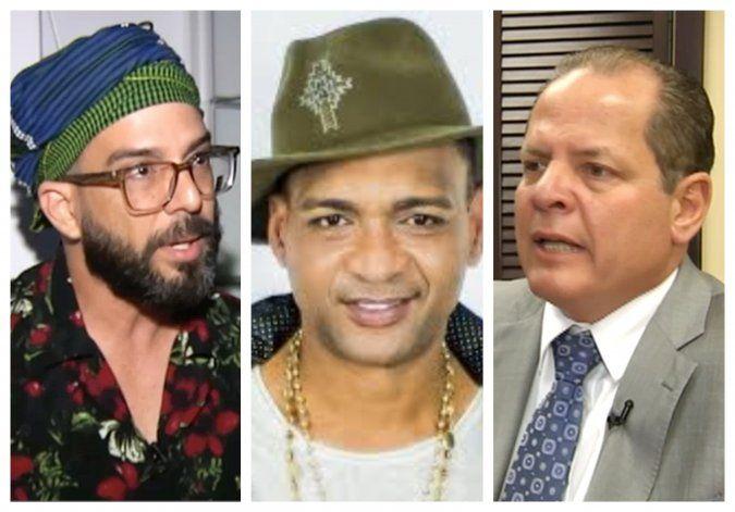 Habla en exclusiva el presentador Alex Ota-Ola y abogado de Descemer Bueno tras carta de advertencia finalpor difamación y calumnia hacia el presentador