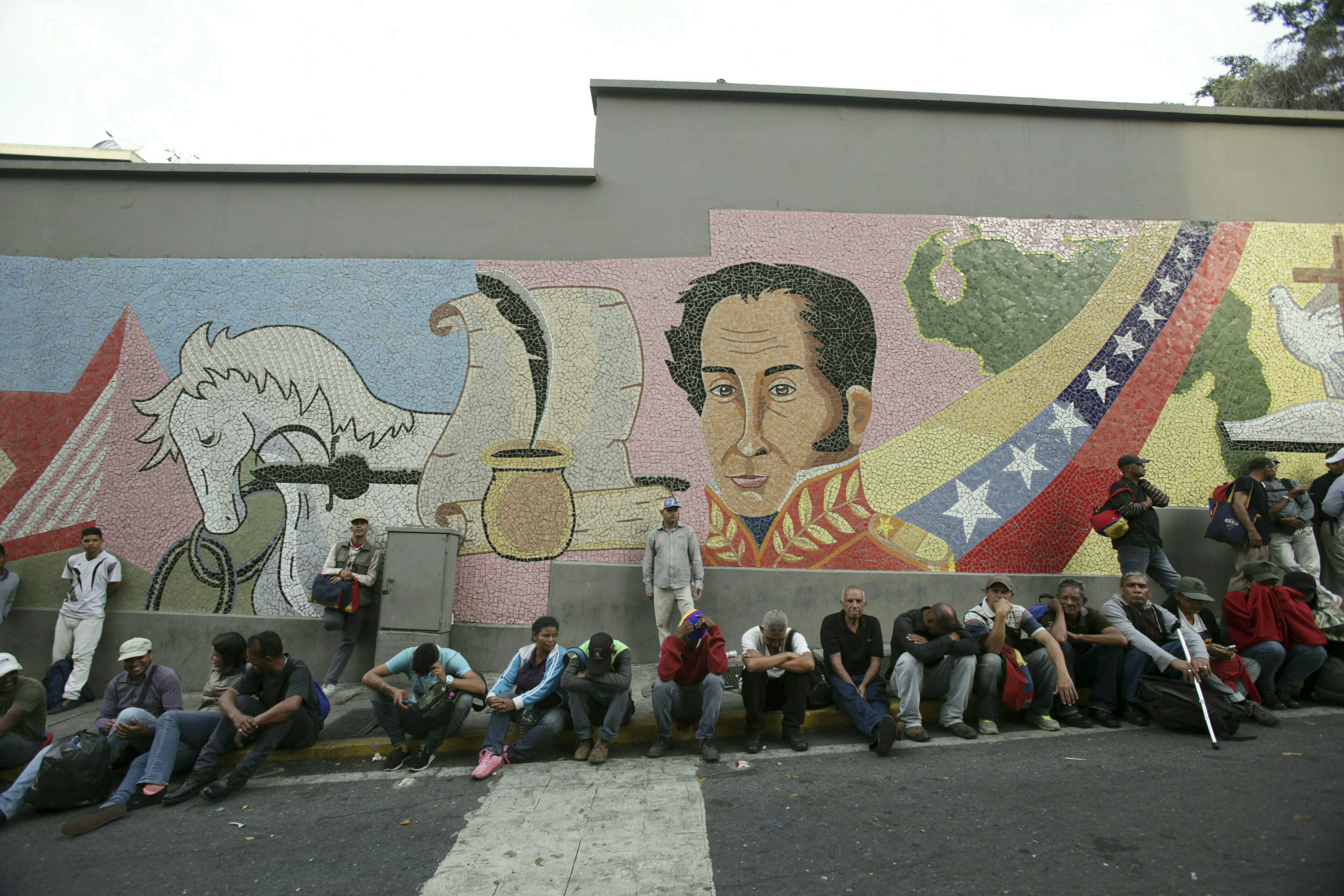 Venezuela: fuerzas de seguridad reprimen a manifestantes