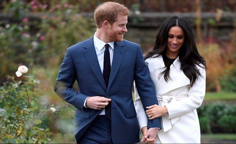 Nace el bebé de Meghan Markle y el príncipe Enrique