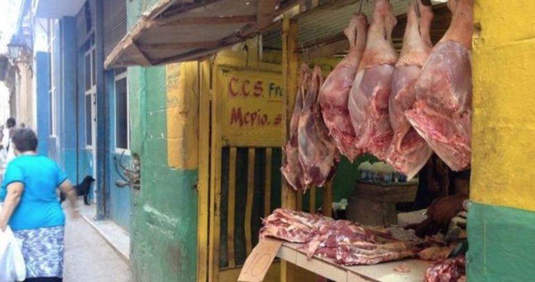 Se dispara precio de la carne de cerdo en Cuba: 70 pesos la libra en La Habana